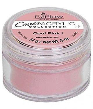 Ezflow Cover Acrylic Cool Pink I .5oz