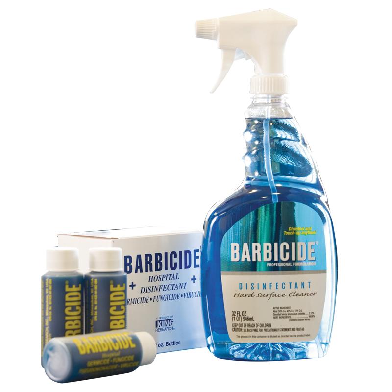 NSI Barbicide Hard Surface Cleaner 6