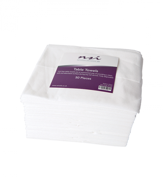 NSI Water Absorbent Table Towels 50pack