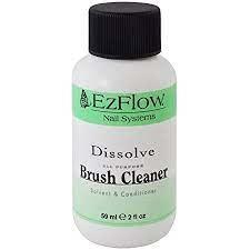 Ezflow Brush Cleaner EZF 2oz