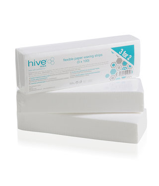 Hive Wax Strips Paper 3for2 HIVE
