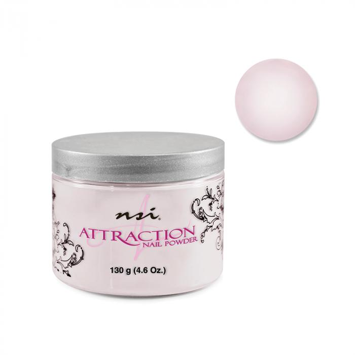 NSI Attract Sheer Pink 130gm/4.58o