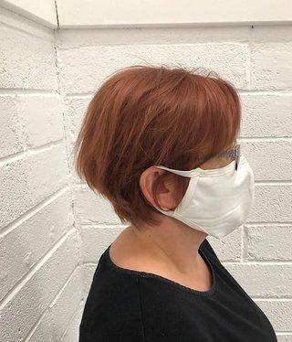 White Reusable Facial Mask 2pk