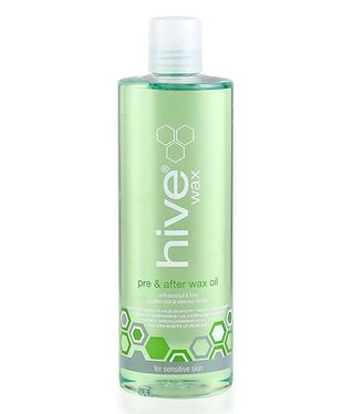 Hive Hive Pre & After Wax Oil Coco and Lime 400ml