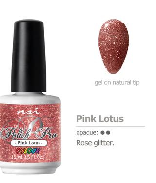 NSI Polish Pro Pink Lotus 15ml