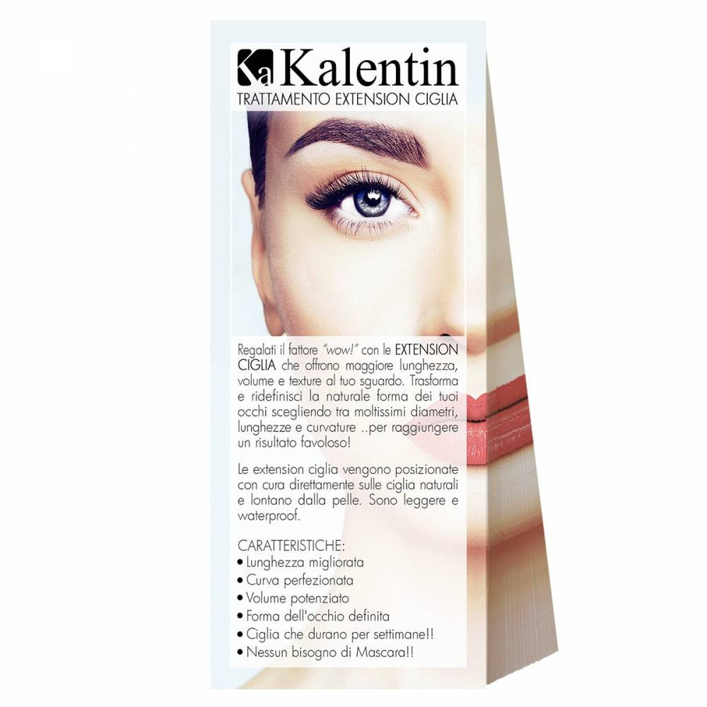 Kalentin Eyelash Extension Aftercare