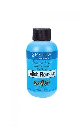 Ezflow Polish Remover Rainforest Scent 1floz
