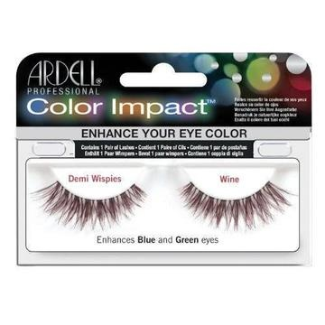 Ardell Ardell Color Impact Lash Demi Wispies Plum