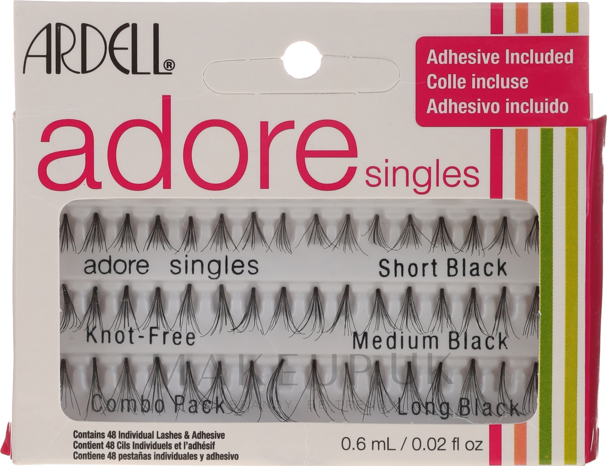 Ardell Adore Singles Knot Free Combo