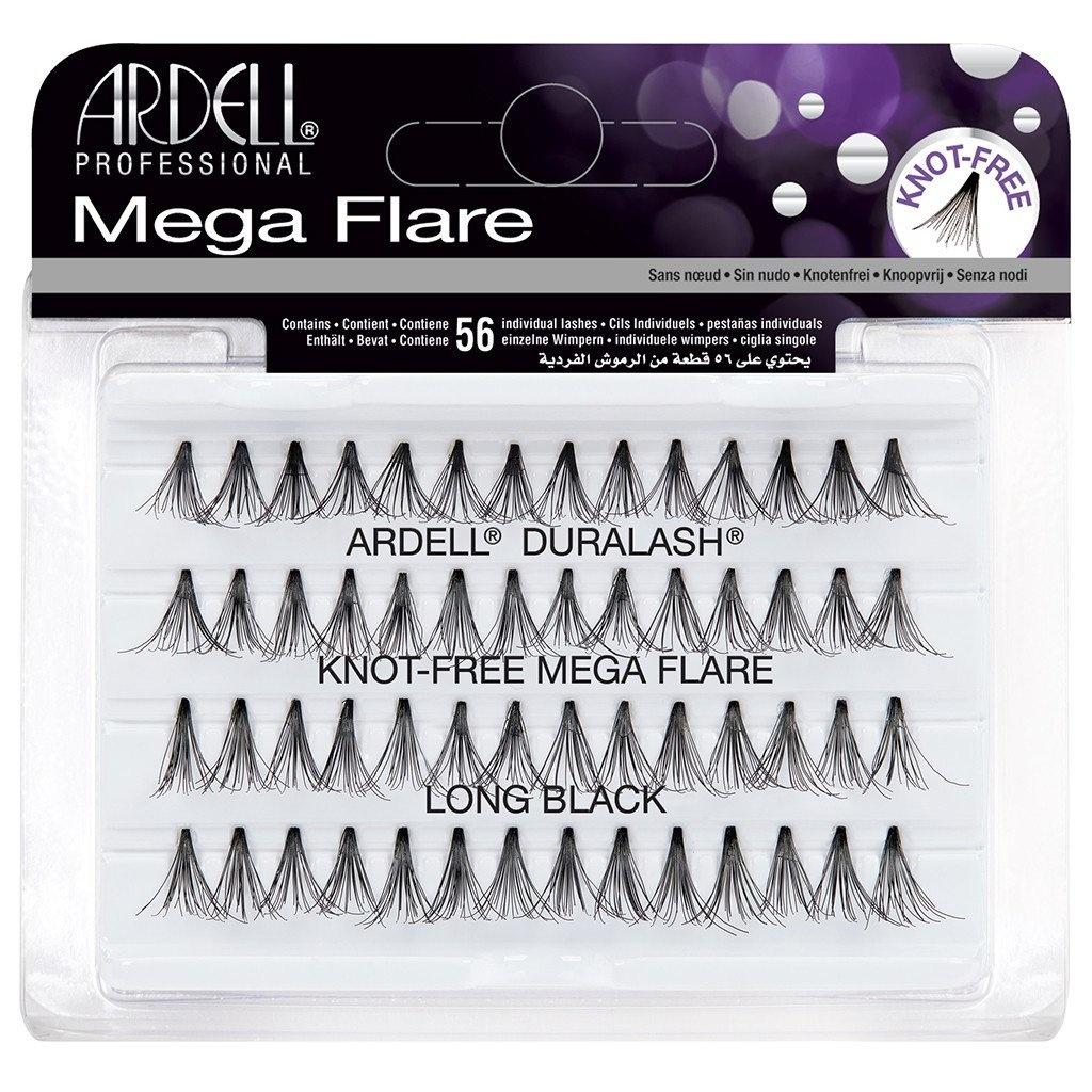 Ardell Knot Free Mega Flare Long