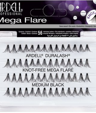 Ardell Knot Free Mega Flare Medium