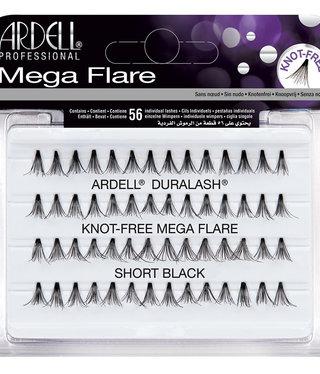 Ardell Knot Free Mega Flare Short