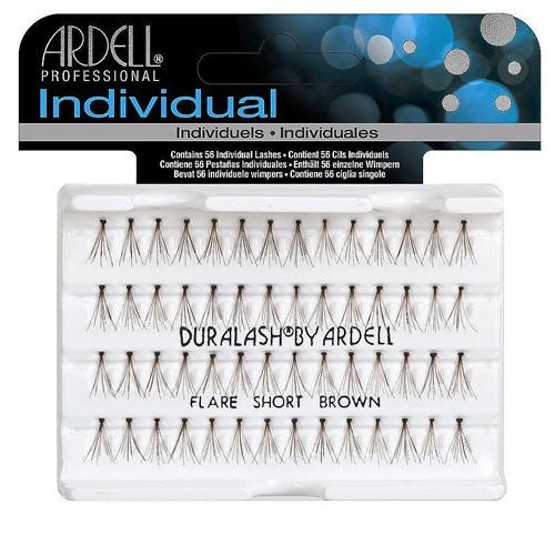 Ardell SHORT BROWN KNOTTED