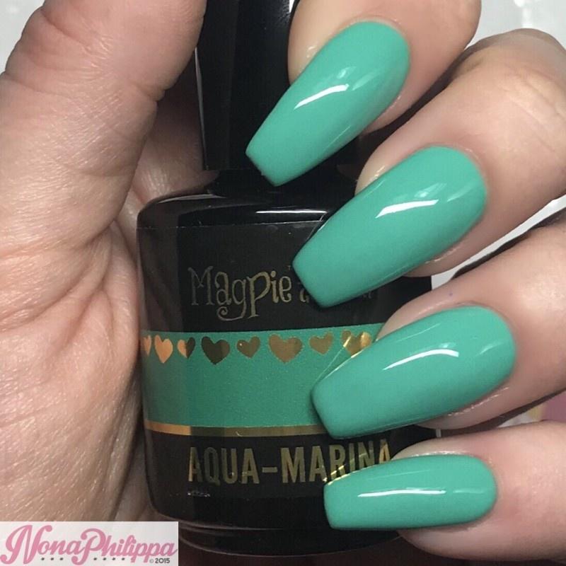 Magpie Aqua Marina 15ml MP UVLED