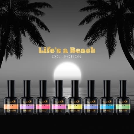 Magpie Lifes a Beach Collection 15ml MP uvled