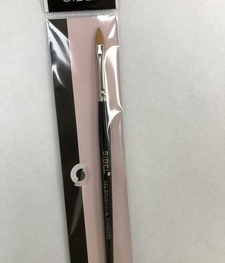 Sibel Gel Brush 4 Oval