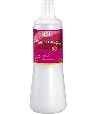 Wella Colour Touch Creme Lotion 4% 13 Vol 500ml