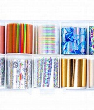Nail Foil Box 7 10pk