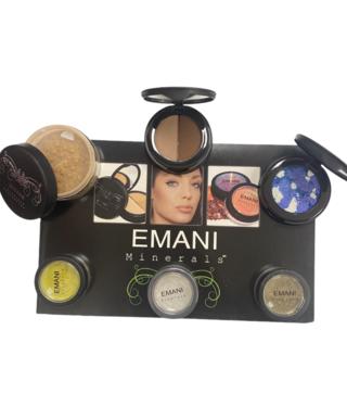 6pk Emani Mineral Make up Combo