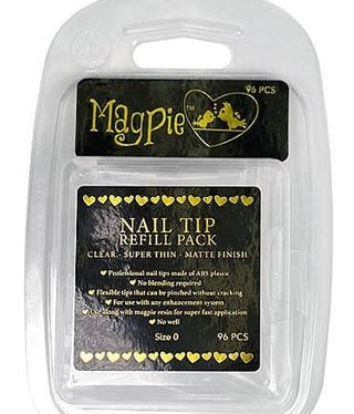 Magpie MP Clear Tips Size 7