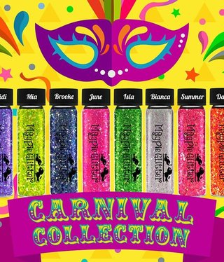Magpie Magpie Glitter CARNIVAL Collection