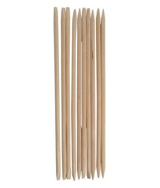 Orange Wood Stick 144pcs