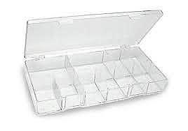 Empty Tip Box
