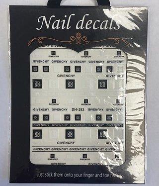 Designer stickers DH-183