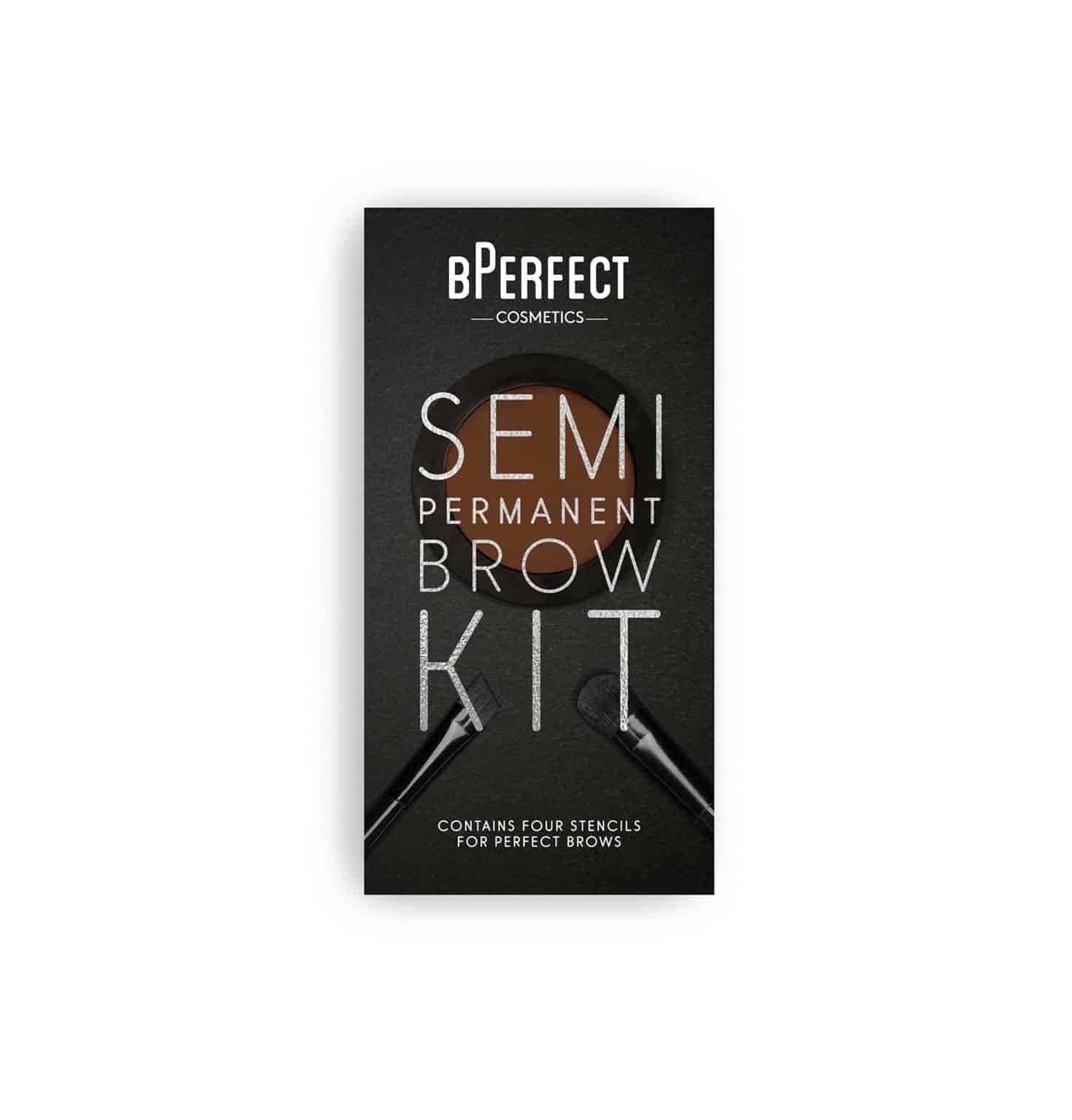 BPerfect BPerfect Brow Irid Brown