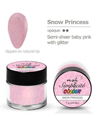 NSI Simplicite Snow Princess