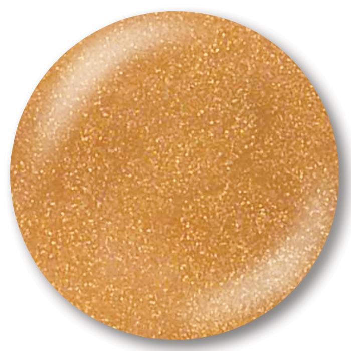NSI Design Gel-Hush Hush (Gold Glitter)