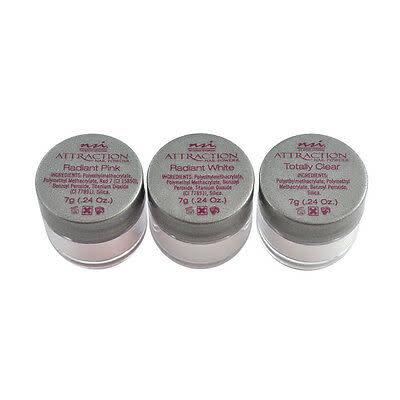 NSI Nsi Radiant Pink powder 7g sample pot