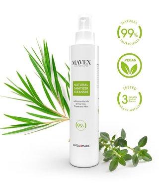 Mavex Mavex Natural Sanitizer Cleanser