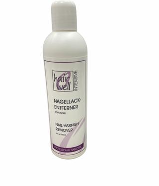 Hairwell Hairwell Nail Varnish Remover 250ml