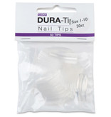 NSI Dura Clear tip No's 1-10 50ct