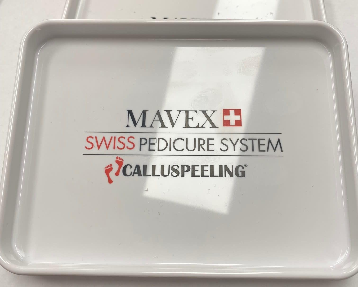 Mavex Calluspeeling Mavex Tray