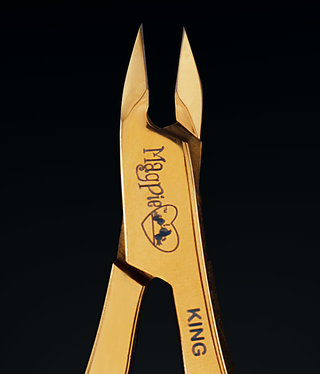 Magpie King Cuticle Nippers 8mm