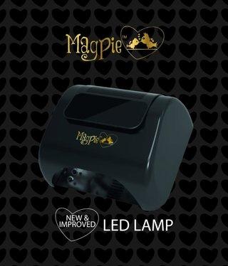 Magpie Magpie New Lamp 48w uv/led Black