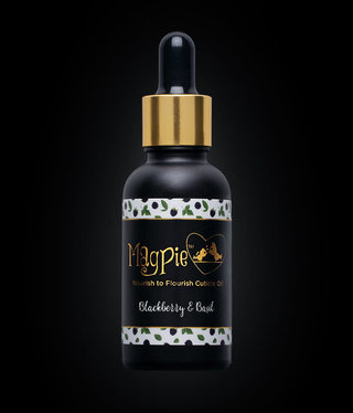 Magpie Magpie Blackberry & Basil Cuticle oil 30g