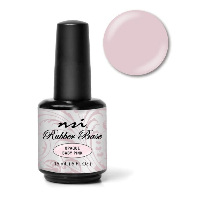 NSI Rubber Base Opaque Baby Pink