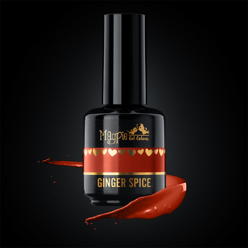 Magpie Ginger Spice 15ml MP uvled