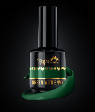 Magpie Green With Envy 15ml MP uvled