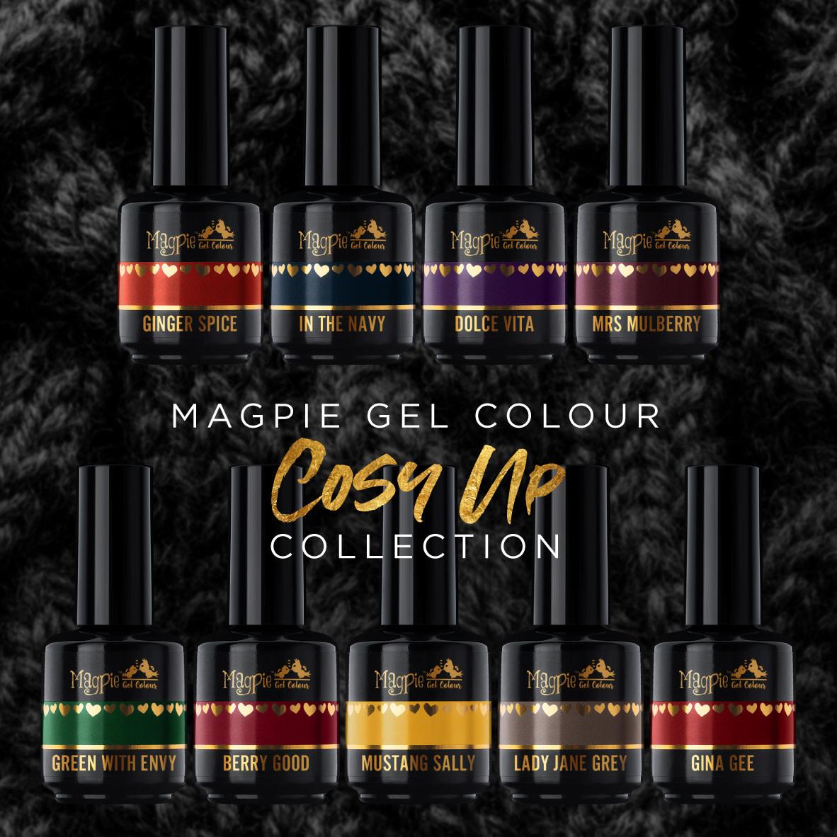 Magpie Lady Jane Grey 15ml MP uvled