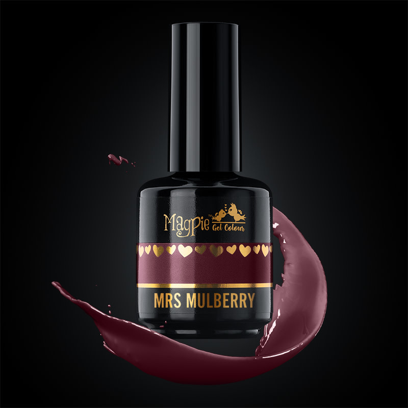 Magpie Mrs Mulberry 15ml MP uvled