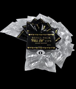 Magpie FULL ON TIPS Short Round refill 50pack