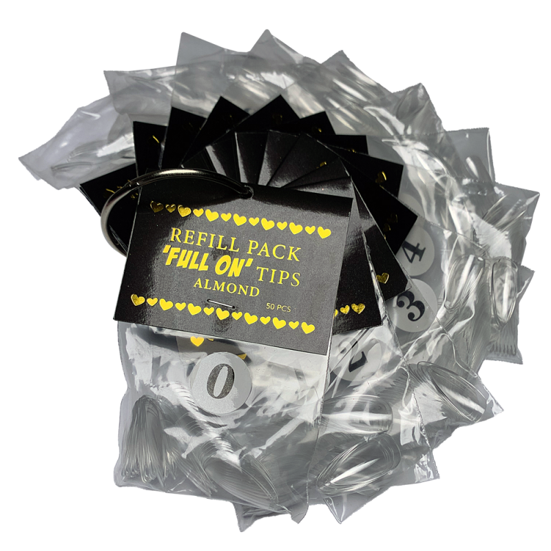 Magpie Full On Almond Refills 50 pack