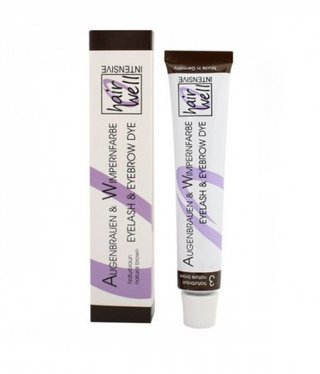 Hairwell Hairwell Tint Natural Brown