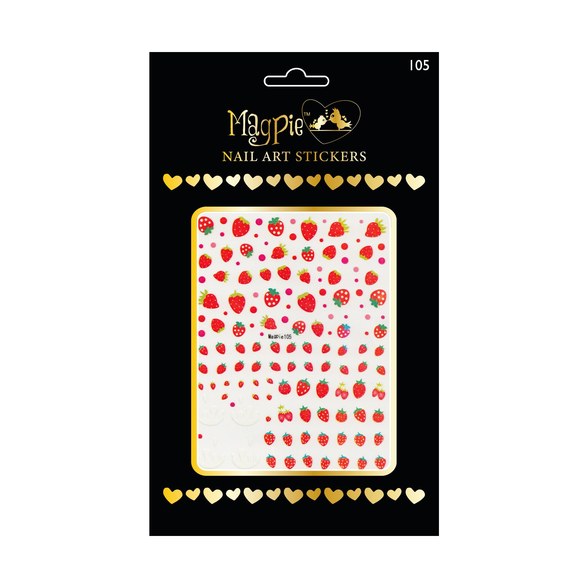 Magpie 105 stickers