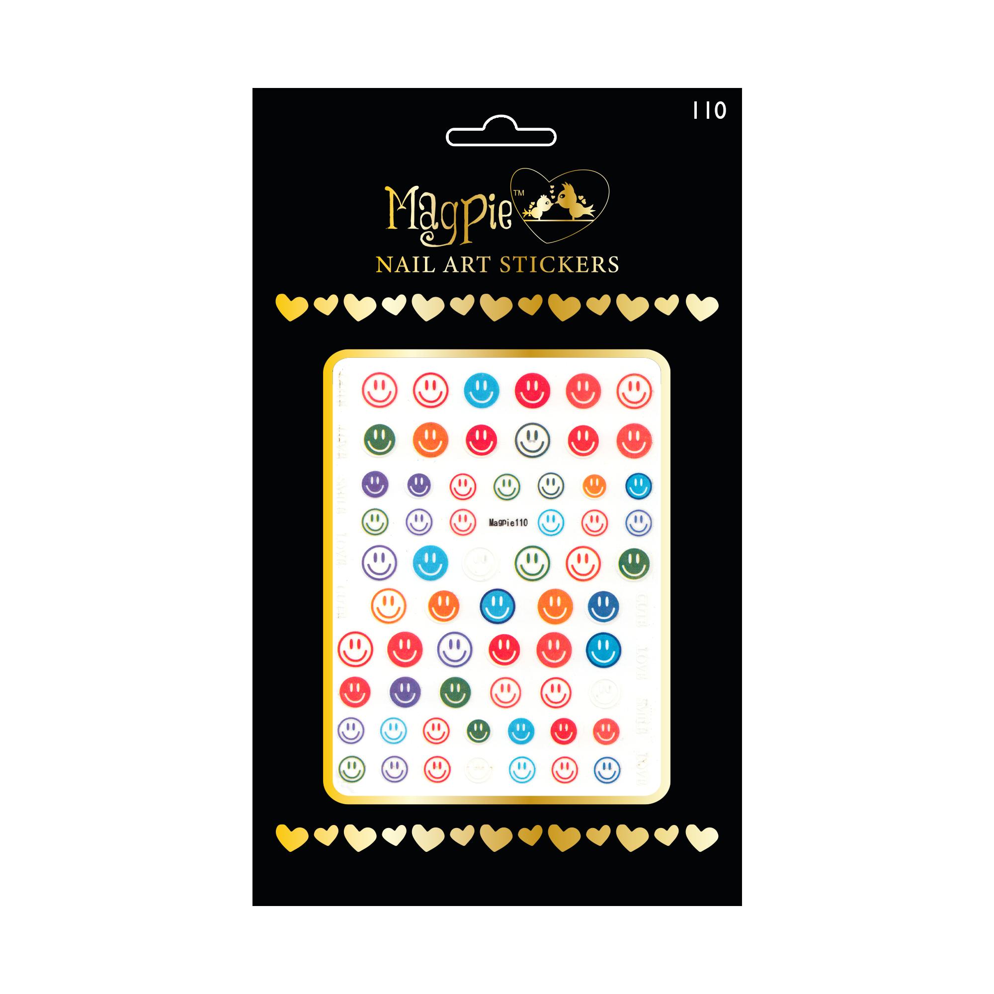 Magpie 110 stickers