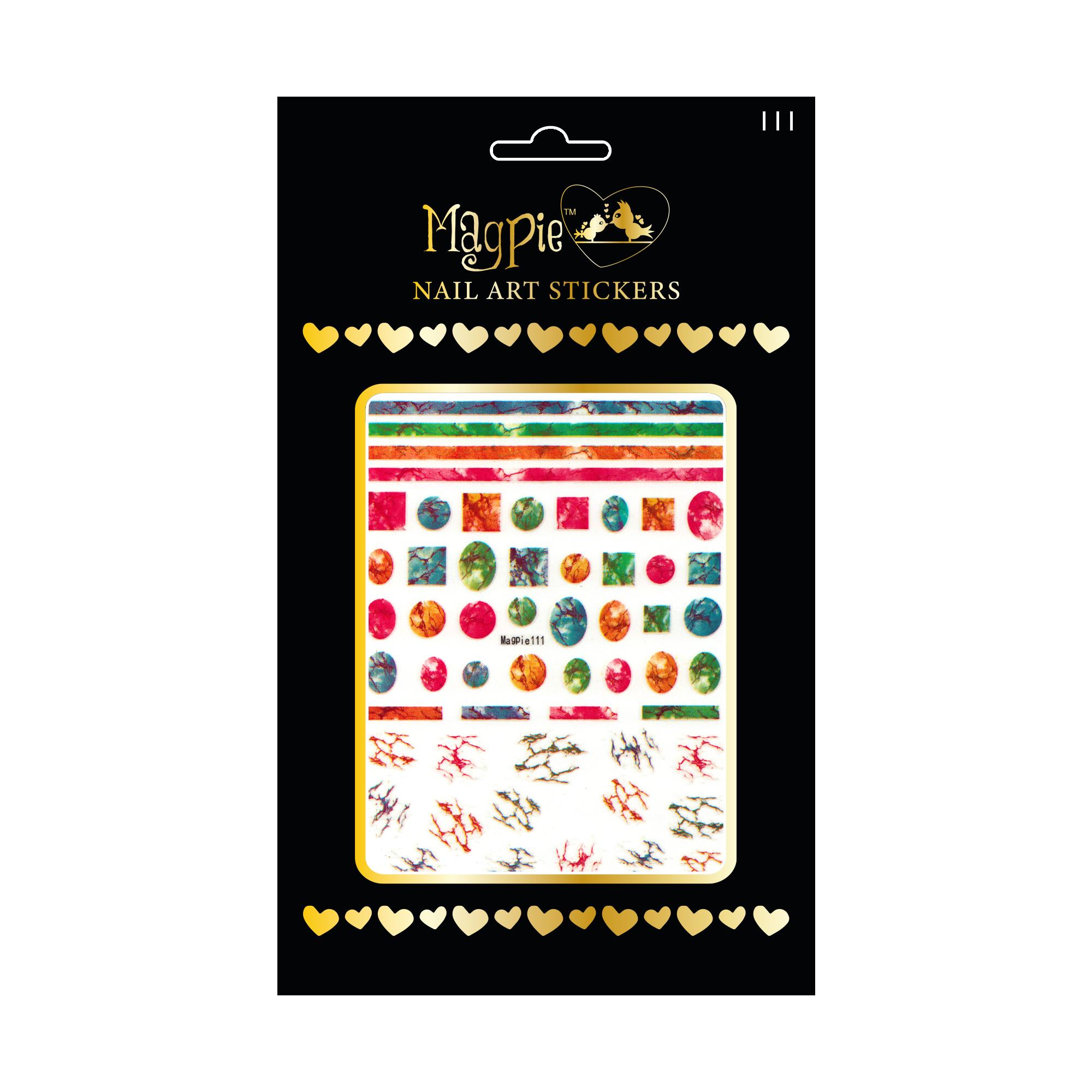 Magpie 111 stickers